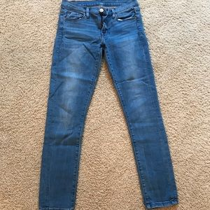Urban Outfitters Twig Mid Rise Jeans